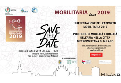 Mobilitaria Tour 2019 Milano