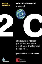 """Cover del libro """"2 °C 2a edizione"""" (2016)"""