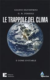"""Cover del libro """"Le trappole del clima"""" (2020)"""