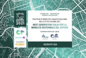 Presentazione Rapporto Mobilitaria 2021